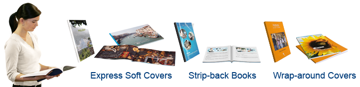 BooXTer soft covers Personalized