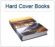 Perfect Binding Hard Cover Books