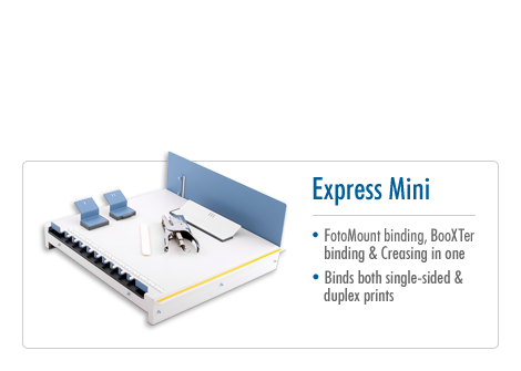 Four-in-One Express Mini