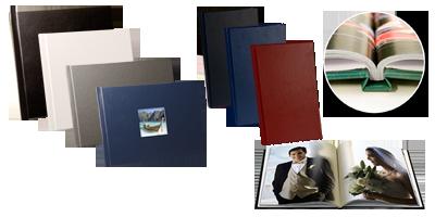 Examples de livres sous couvertuers standard BooXTer