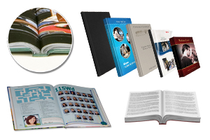 Personalized hard covers