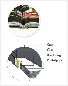 Perfect Binding layer structure