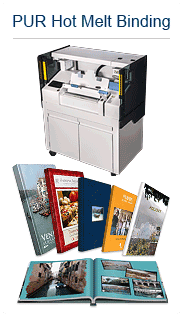 BooXTer Binding for photo books and more