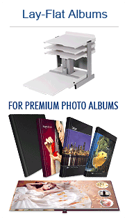 Photo Album Binding for Premium Photo Albums