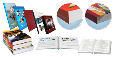 Personalized Perfect Binding Soft Cover Books