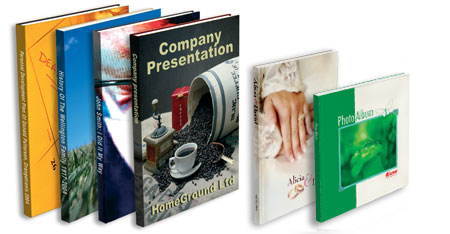 Customized Hard Cover Books