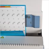 Fastbind Pressomatic adjustable gap