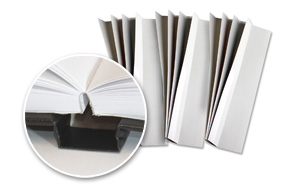 Fastbind Lay-Flat Strips for Perfect Binding