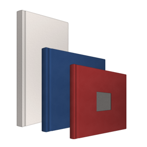 BooXTer Standard Hard Covers