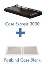Case Express и образец обложки