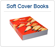 Perfect Binding Soft Cover Books