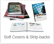 Soft Cover Books and Documents