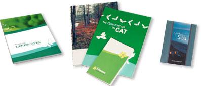 Soft cover books